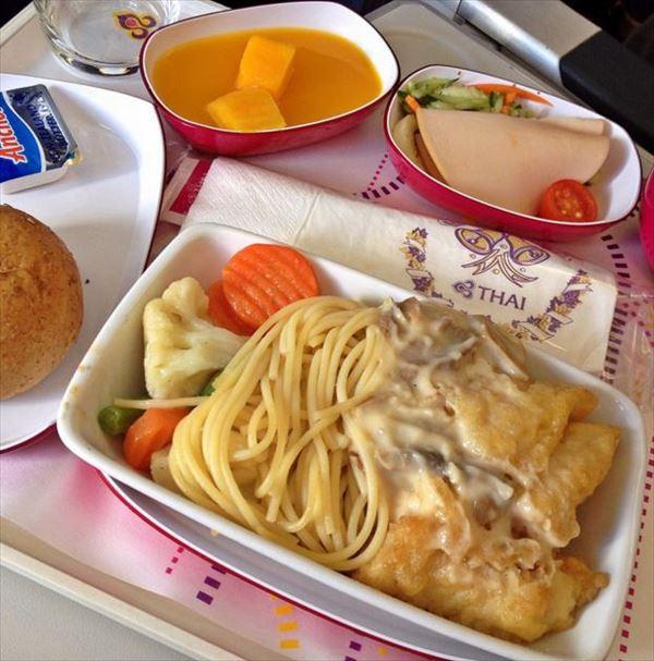 機内食画像 10