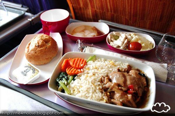 機内食画像 11