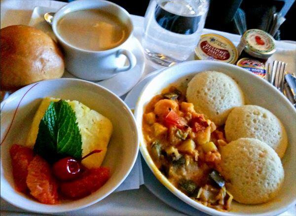 機内食画像 26