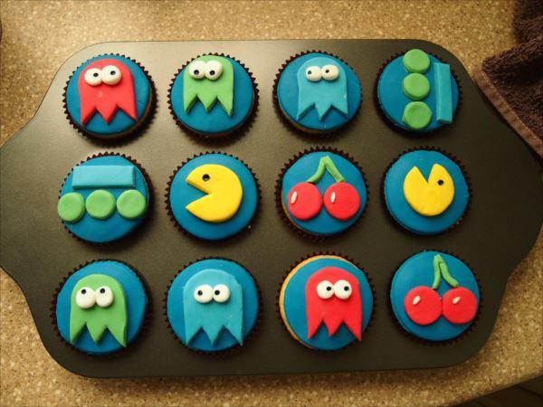 アイディア豊かなカップケーキ 22
