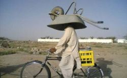 インドの日常が何かおかしい(画像)
