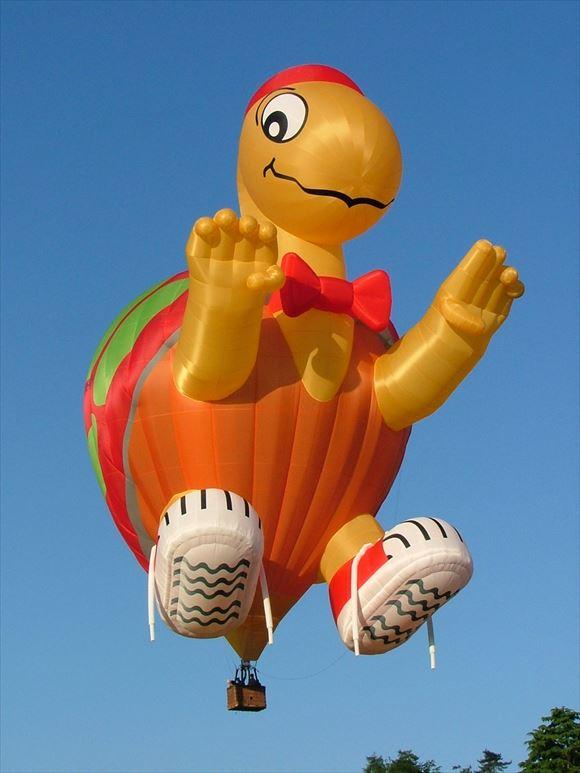 気球画像 11