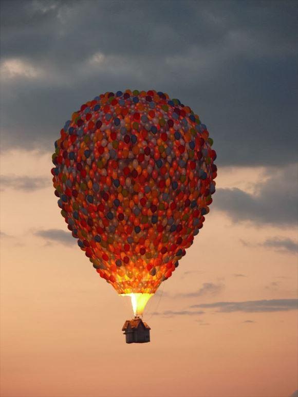 気球画像 2