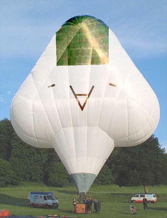 気球画像 48