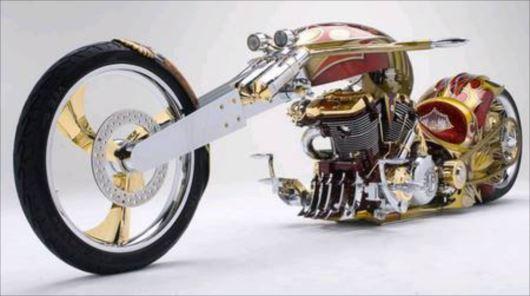 1億円以上!最も値段の高いバイク(ランキングトップ12)