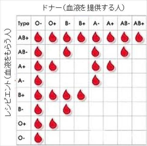 血液型の雑学(かかりやすい病気ほか)