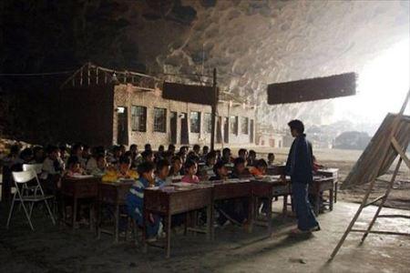 世界の変わった学校・8校