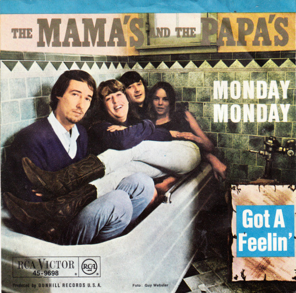 """You are currently viewing """"Monday Monday"""" by The Mamas & The Papas: An Ode to Mondays"""