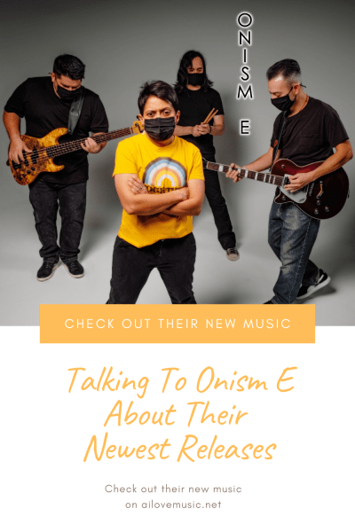 Talking To Onism E About Their Newest Releases