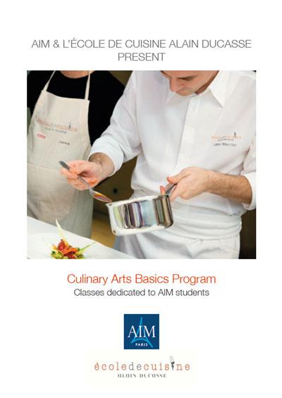 Ecole De Cuisine Alain Ducasse : ecole, cuisine, alain, ducasse, Introduction, Culinary, Arts<br>(Offered