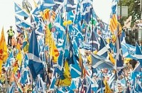 Edinburgh Yes Hub - Glasgow AUOBMarch