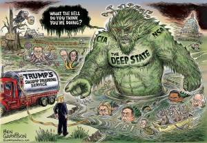 Swamp Monster 2