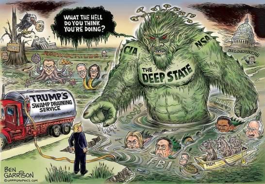 Swamp Monster 2