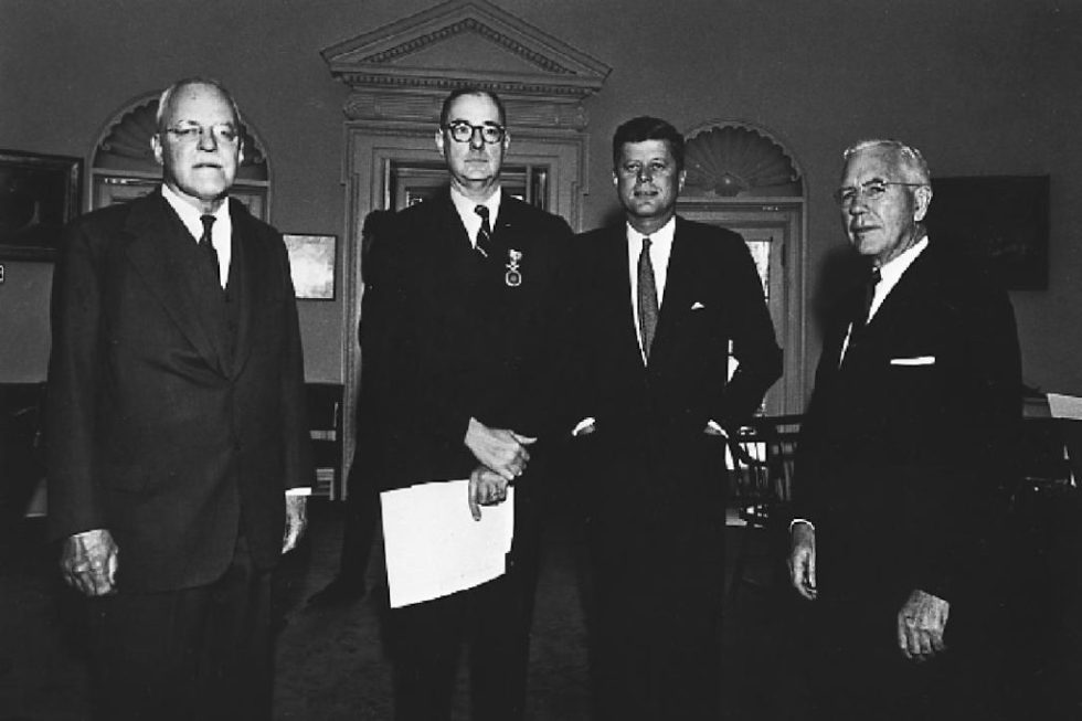 Kennedy Dulles and others
