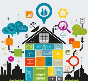 Internet of things house