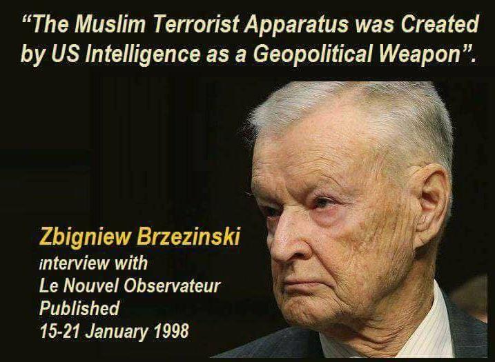Brzezinski quote muslims