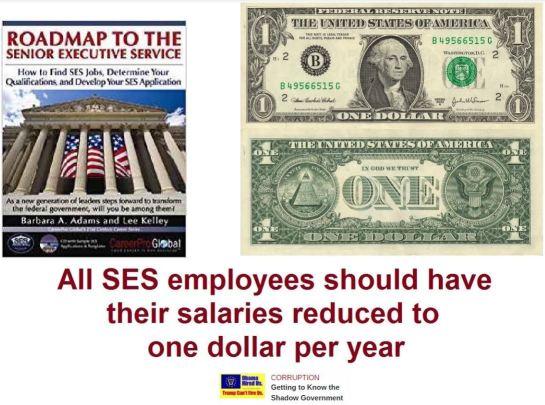 SES salary meme
