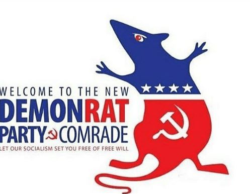 demonrat party logo