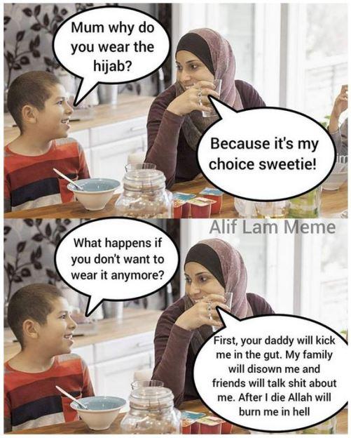 hijab meme