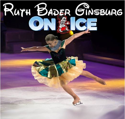 ruth ginsburg on ice - Copy