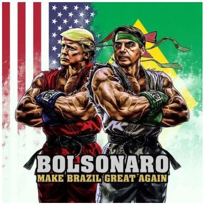 bolsonaro and trump