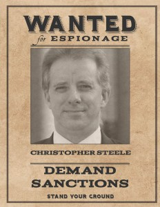 Wanted Christopher Steele