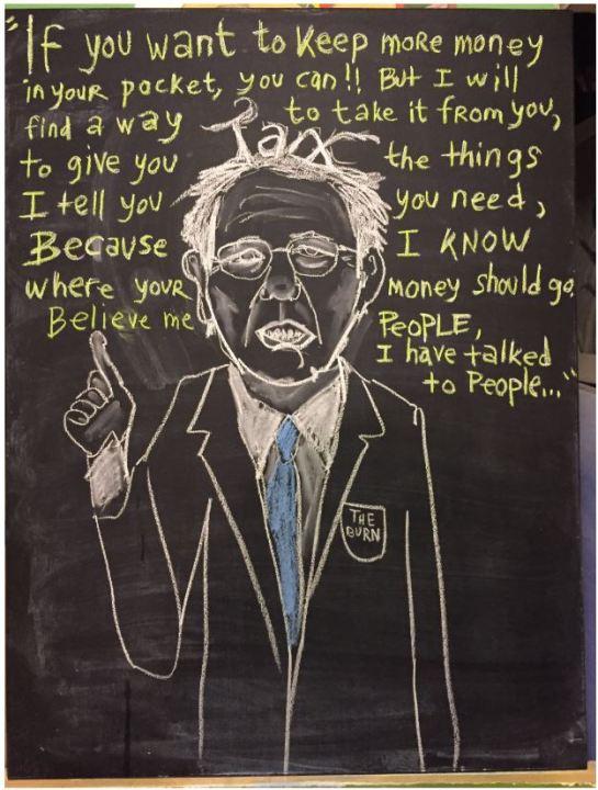 Bernie chalkboard.JPG