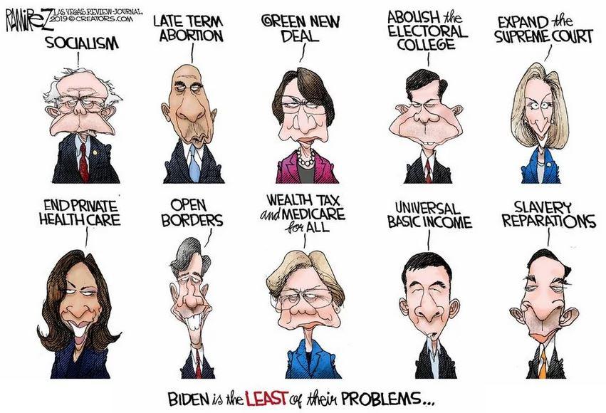 Biden least problem