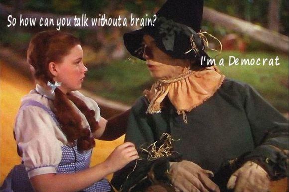 scarecrow democrat