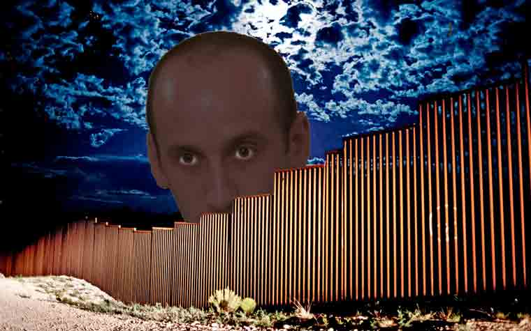 Stephen Miller and the wall.jpg