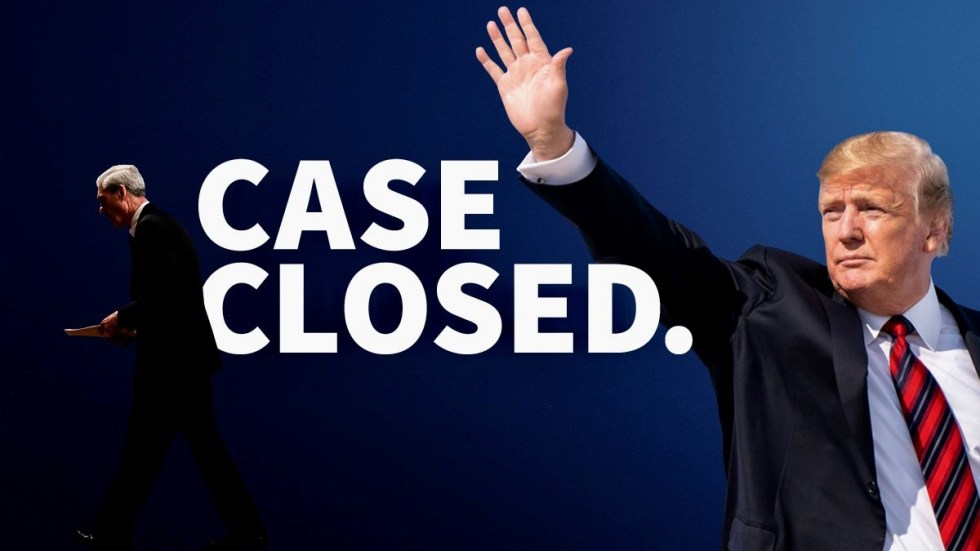trump case closed