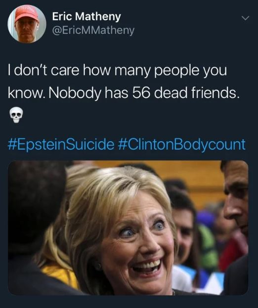 clinton body count 2