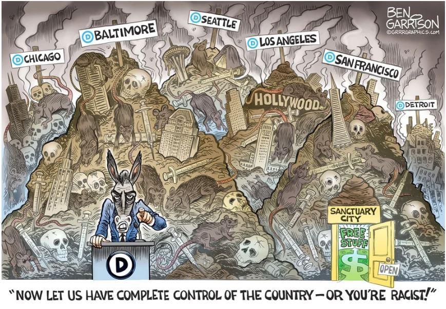garrison democrat cities.JPG