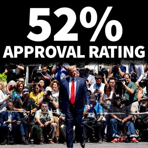 52% trump