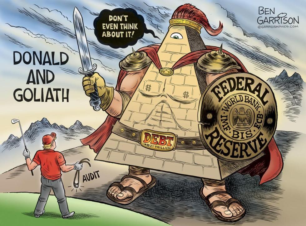 donald goliath trump federal reserve garrison.jpg