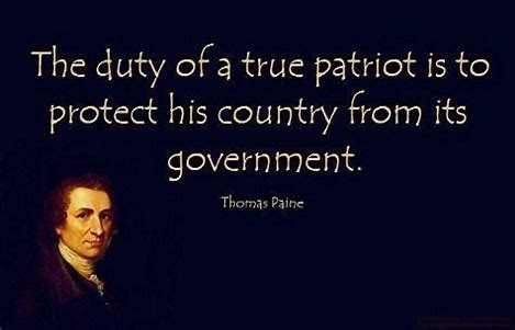 paine true patriot