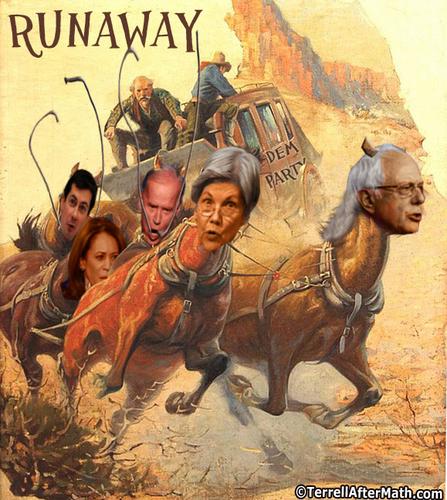 runaway democrat