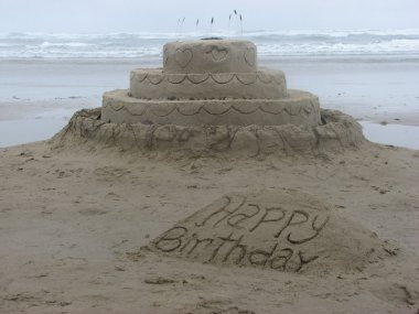 happy birthday in the sand.jpg