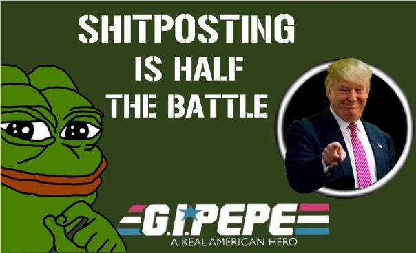 pepe meme war