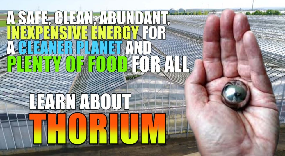GREENHOUSE THORIUM