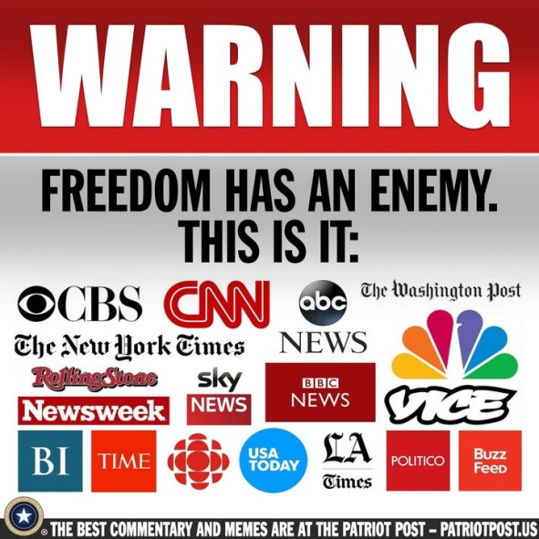 fake news enemy