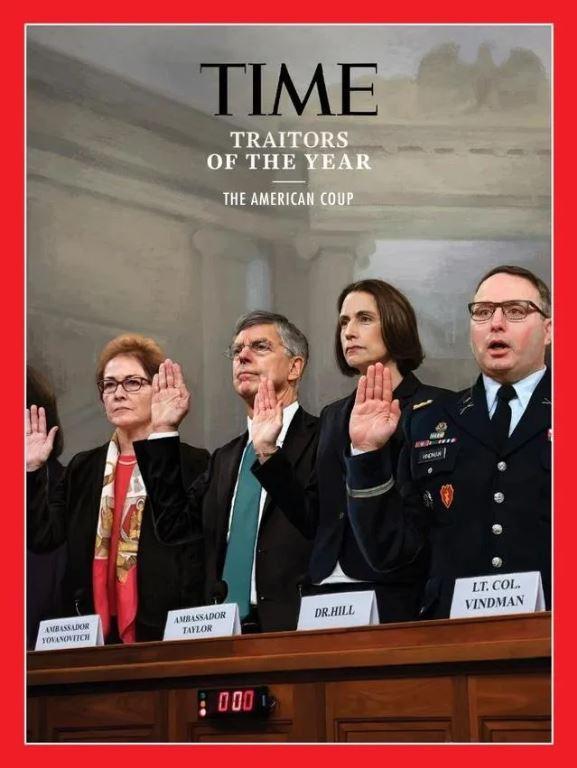 traitors time magazine