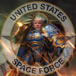 trump space force