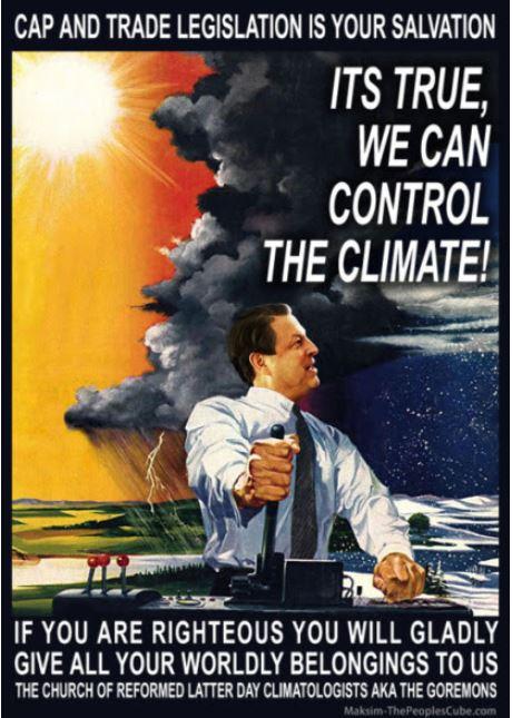 al gore climate