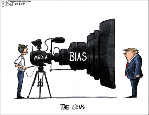 fake news media trump
