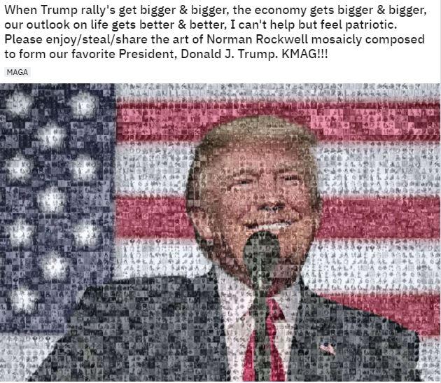 trump life