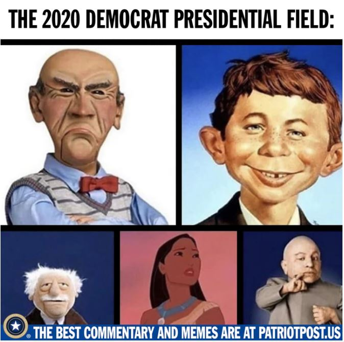 2020 democrat