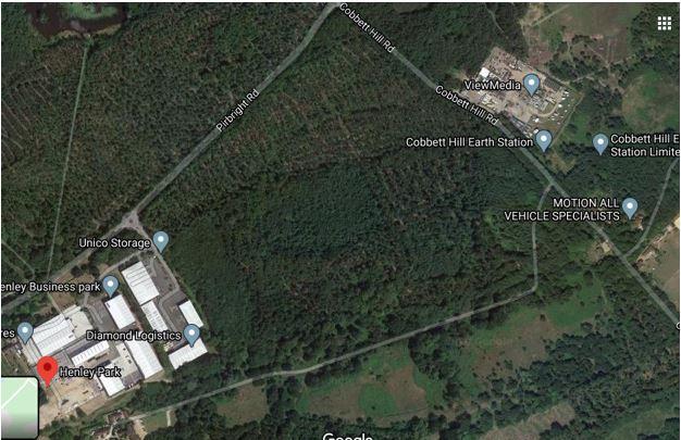cobbett hill circle