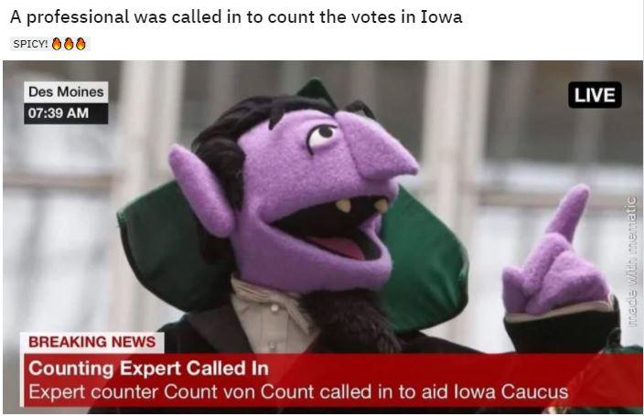 count iowa