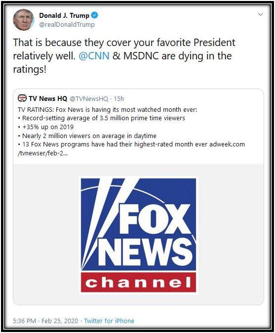 fox news tt